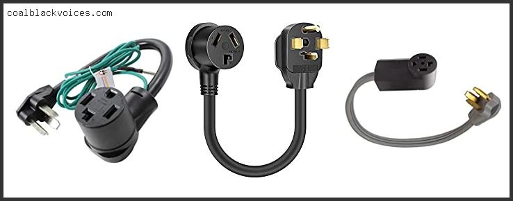 4 Prong Dryer To 3 Prong Outlet Adapter