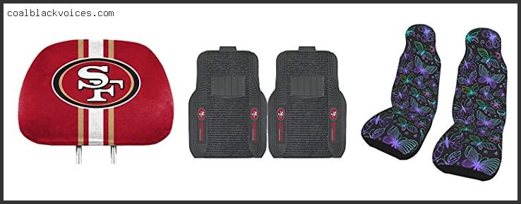 San Francisco 49ers Car Seat Covers
