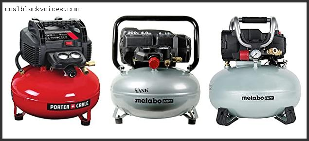 Pros And Cons Of Pancake Air Compressor