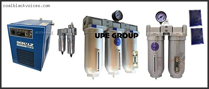 Industrial Air Dryer For Compressor
