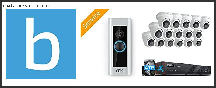 Best Low Cost Security Camera System