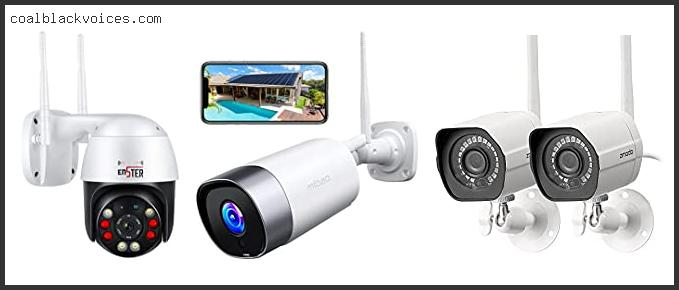 Security Cameras For Cold Weather