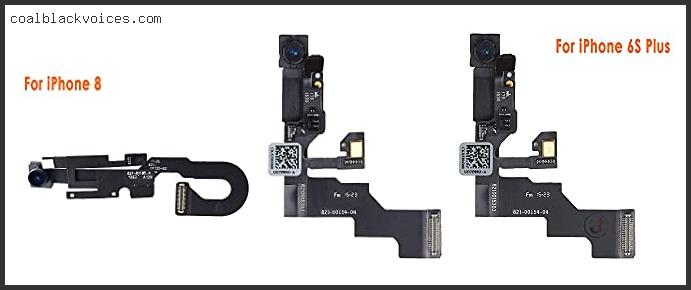 Iphone 5 Front Facing Camera And Sensor Cable Replacement