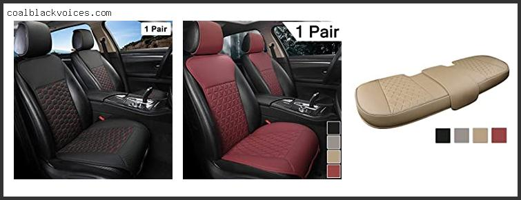 Partial Seat Covers For Cars