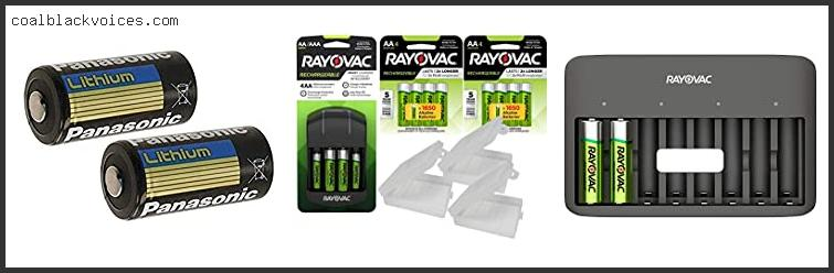 Rayovac Rechargeable Battery Charger Blinking