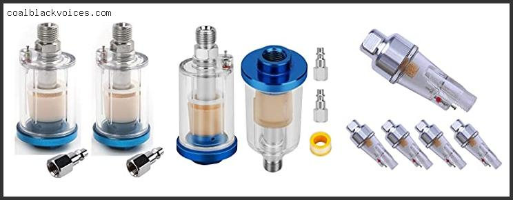Air Compressor Water Filter For Painting