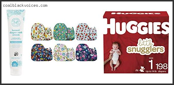 Cute Seal Ultra Soft Baby Diapers