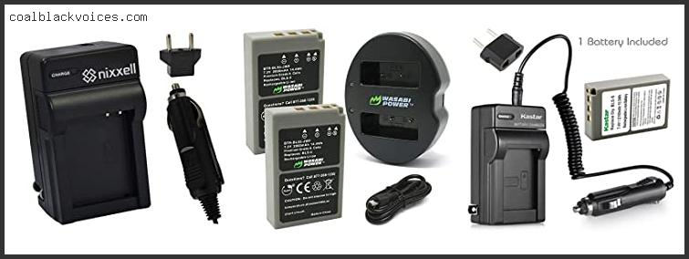 Olympus Bls 5 Battery Charger