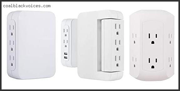 Ge Pro Swivel Outlet Surge Protector