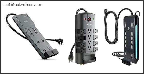 Monster Flat Screen Surge Protector