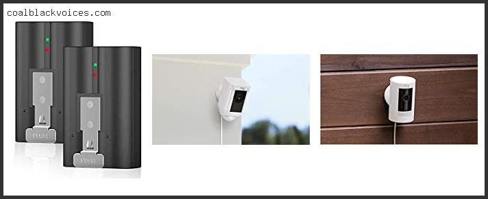 3 Pack Ring Camera