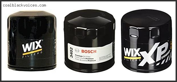 Jeep 4.0 Oil Filter Wix