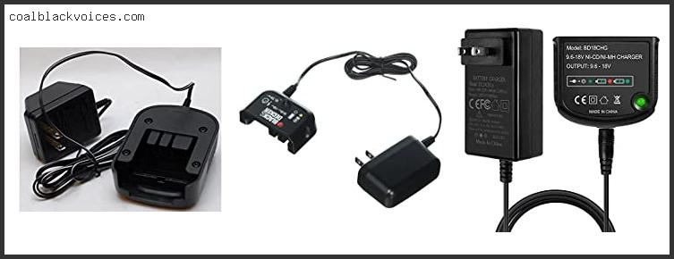 Black And Decker Replacement 18 Volt Battery Charger 90513708