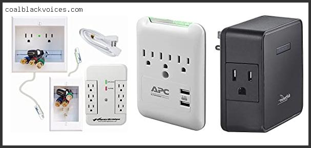 Best Surge Protector For Wall Mounted Tv