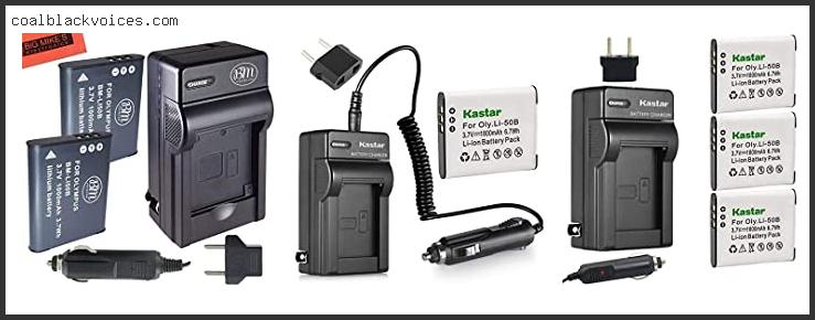 Olympus Tg 610 Battery Charger