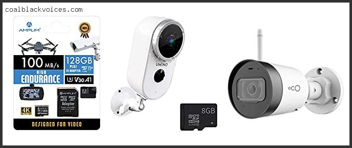 Best Microsd For Security Camera