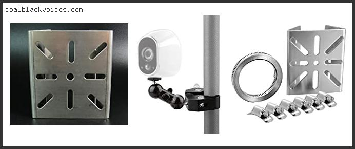 Security Camera Mounting Brackets And Clamps