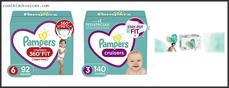 Pampers Active Baby Diapers Large