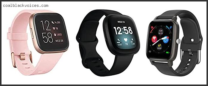 Smartwatch Health And Fitness