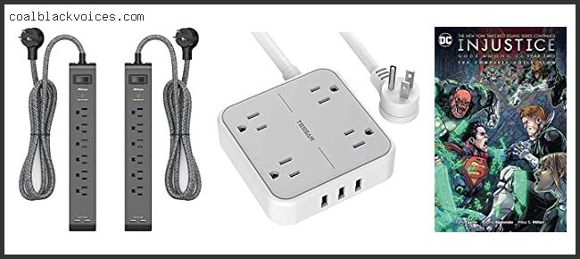 Connecting Two Power Strips