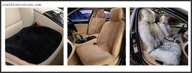 Dry Cleaning Sheepskin Car Seat Covers