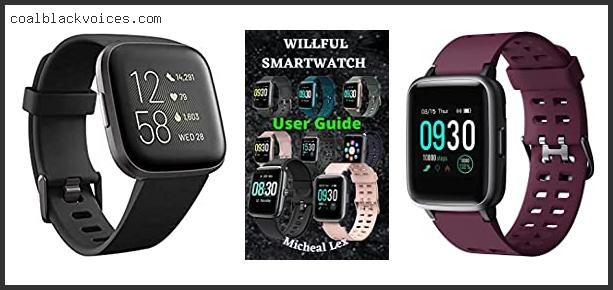 Top Rated Smartwatches For Fitness