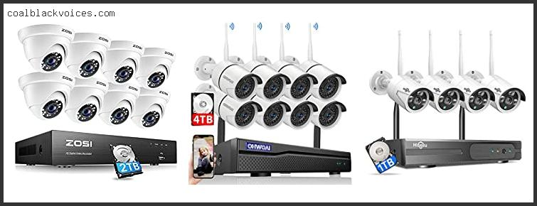Top Quality Security Camera System