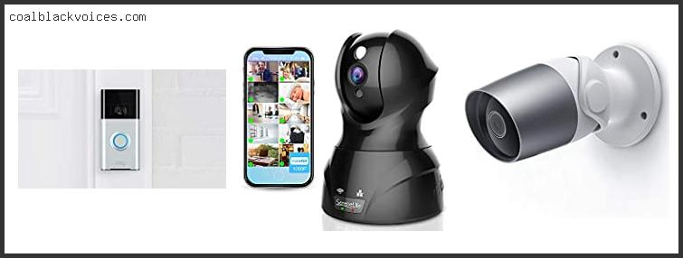 Wireless Security Camera Connect To Smartphone