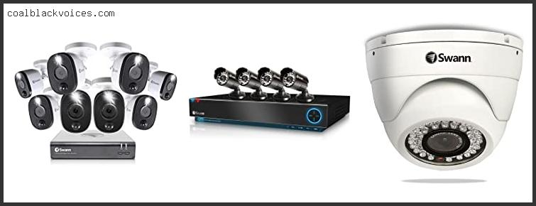 Swann Pro 530 Security Camera Twin Pack