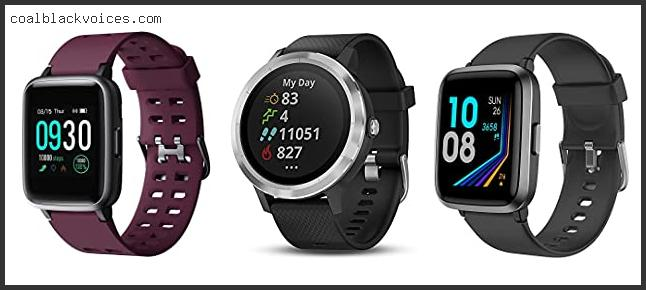 Top Rated Fitness Tracker Smartwatch