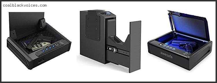 Best #10 – Mossberg Instant Access Gun Safe Reviews With Scores
