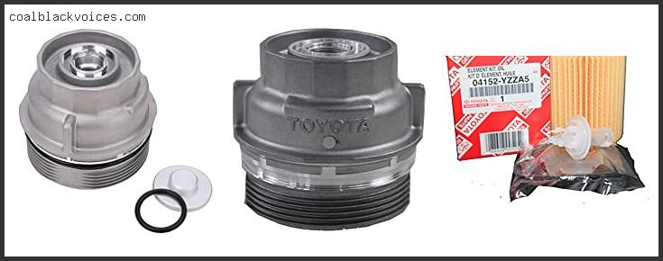 Toyota Tacoma Oil Filter Part Number