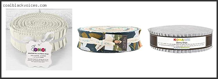 1.5 Inch Jelly Roll Fabric
