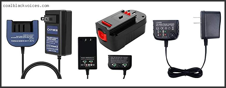 Black And Decker 10.8 V Battery Charger