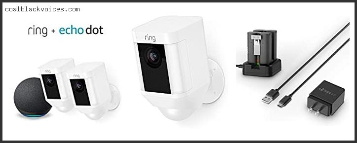 Ring Security Camera Battery
