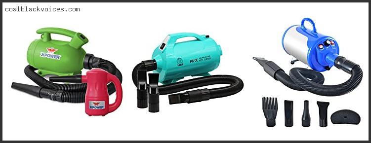 Top 10 Shelandy 3.2 Hp Pet Dryer Reviews With Products List