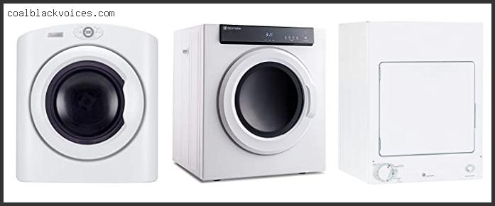 Buying Guide For Haier 2.6 Cu Ft Dryer Based On Scores