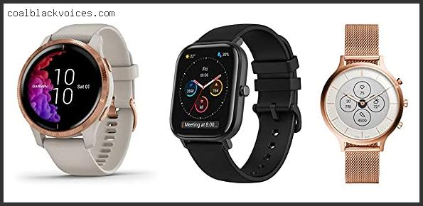 Top Rated Fitness Smartwatch