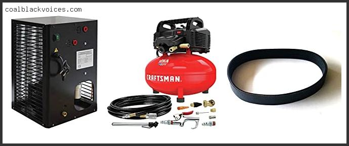 Top #10 Craftsman 3 Gallon Oil Lube 135psi Portable Air Compressor With Expert Recommendation