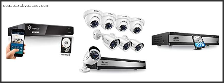 Q See 16 Channel 8 Camera Dvr Security System