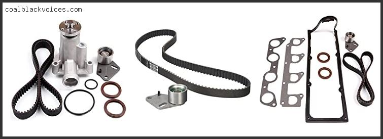 Ford Ranger 2.5 Timing Belt Replacement