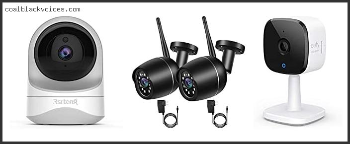 Two Way Voice Security Camera