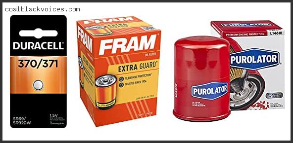 Buying Guide For R85394 Oil Filter Cross Reference With Buying Guide