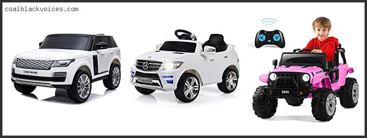Best Deals For Range Rover 6 Volt Ride On With Remote Control Based On Customer Ratings