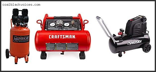 10 Best Craftsman 8 Gallon 2 Hp Air Compressor With Expert Recommendation