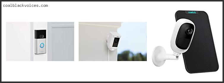 Ring Wire Free Security Camera