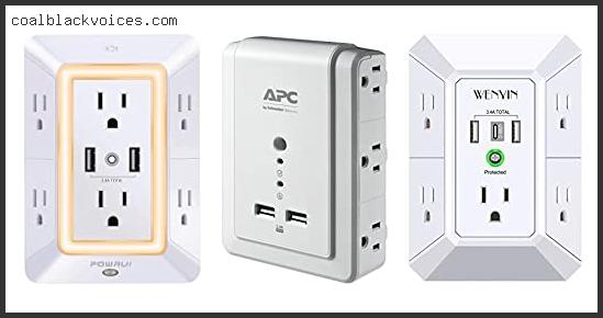 Best Wall Outlet Surge Protector