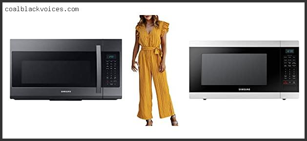 Samsung 1.8 Over The Range Microwave Reviews