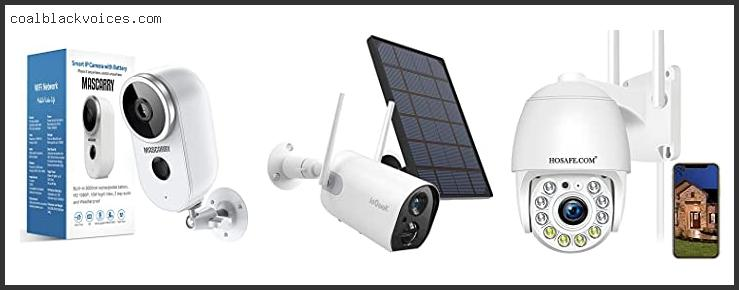 Top #10 Wireless Outdoor Motion Security Cameras – To Buy Online