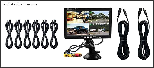 12 Volt Security Camera And Monitor